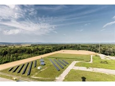 Former nuclear power plant converted to solar producer