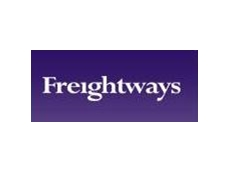 Freightways says its document destruction sector is performing well.
