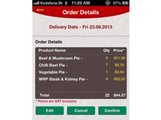 Garlo's Pies launches new ordering app
