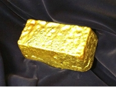 Gold price on the rise