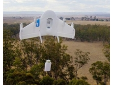 The drones could bring small items like batteries and medicines to people in need that normal vehicles cannot reach.