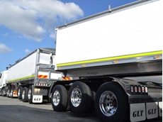 GLT's pocket road train