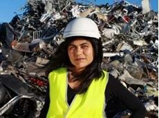 UNSW Scientia Professor Veena Sahajwalla. Photo: Tamara Dean
