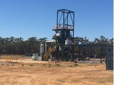 Green Distillation Technologies' plant processing capacity represents approximately 3% of the end-of-life tyres that are generated in Australia each year