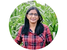 The new centre will be led by agricultural biotechnologist Professor Neena Mitter