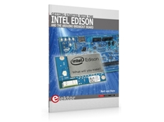 "​Elektor has published a book, ""Getting Started with the Intel Edison"" by Bert van Dam, which helps readers get up to speed with using the Edison."