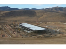 ​HD drone flyover footage of Tesla Gigafactory [VIDEO]
