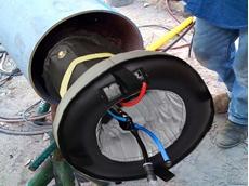 QuickPurge weld purging system