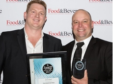 Harvey Beef wins big at Food & Beverage Industry Awards