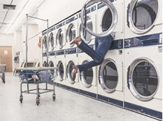 Hate Doing Laundry? Meet the Laundroid