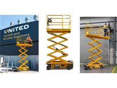 Haulotte Optimum electric scissor lifts offering access with 24/7 productivity