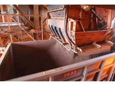 Heavy materials handling - Keeping iron ore on the rails