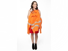 Hi-Vis workwear created for pregnant women in mining