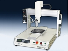 3 axis robotic dispensing system