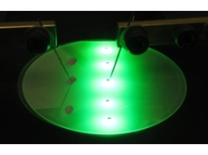 ​BLUGLASS says its low temperature process can produce green LEDs of greater efficiency.