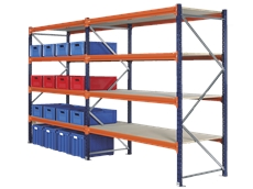 How to select the shelving + racking setup that's right for you!