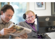 Through automation, Professor Hawking has experienced a 10x improvement in common tasks.