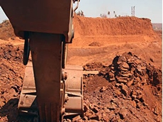 Iron ore surges past US$90 a tonne