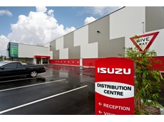 Isuzu opens new parts facility in Brisbane