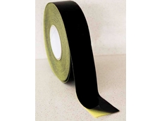 Teflon coated metal detectable tape