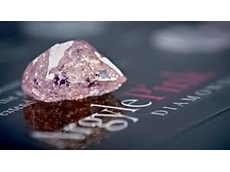 Japan's First Lady dazzled by Rio Tinto's pink diamonds