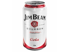 Jim Beam can receives first redesign in 10 years
