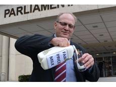 Katter's Australian Party wants fair milk price logo