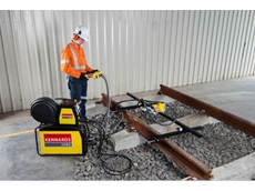 Kennards Hire Rail's Newest Addition -The ESAB BVR 1000 Welding System