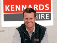 Kennards Hire appoint new CEO