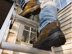 Ladder safety campaign targets men over 60