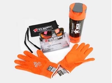 The new cut resistant gloves use patented DuPont Kevlar engineered yarns