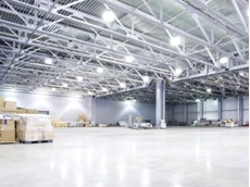 Main lighting products in commercial lighting application include LED tubes, spotlights, and bulbs.