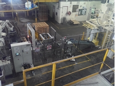New automated packaging production line at Salt of the Earth plant