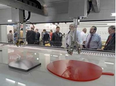 LIGNA 2015: Modern woodworking machines and tools can master any material without major adjustments