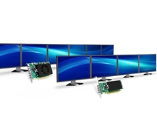 Matrox C-Series graphics cards deliver outstanding performance, stability, and reliability for demanding commercial applications