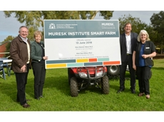 Muersk Institute home to WA's first demonstration smart farm