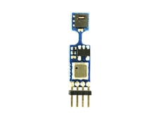 Multi-sensor module for measuring temperature, humidity and pressure