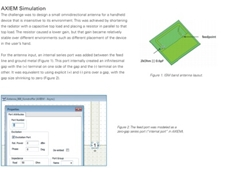 ​NI has released two new antenna design application examples using NI AWR Design Environment software.