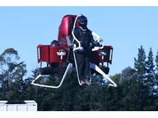 NZ jetpack maker receives Chinese support
