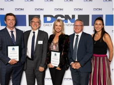 National shipping and maritime industry awards success for LINX Cargo Care Group