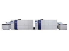 Screen's new Truepress Jet520HD high-definition inkjet web press