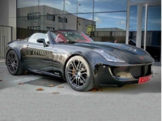 Tauro V8 Spyder super car
