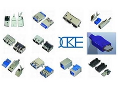 The connector range from Shenzhen Xianhe Technology includes USB Series, HDMI Series, DVI Series, D-SUB Series, and DISPLAYPORT Series