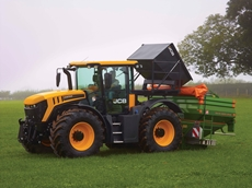 New generation JCB fastrac raises the bar