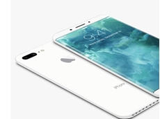 New iPhone to have curved OLED screen