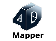 4DMapper geo-spatial data streaming enables delivery, measurement and sharing of massive geospatial datasets