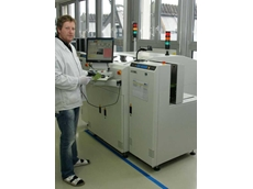 The laser marking machine