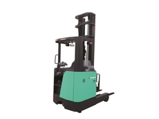New reach truck from Mitsubishi