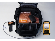 oreXpress field spectrometer