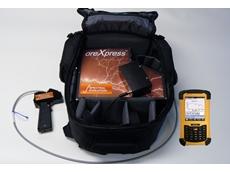 oreXpress field spectrometer